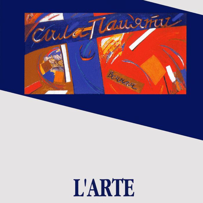 """Copertina del libro """"L'arte, memoria della comunione"""" di Marko Ivan Rupnik"""