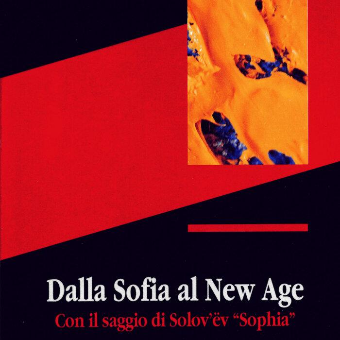 """Copertina del libro """"Dalla Sofia al New Age"""""""