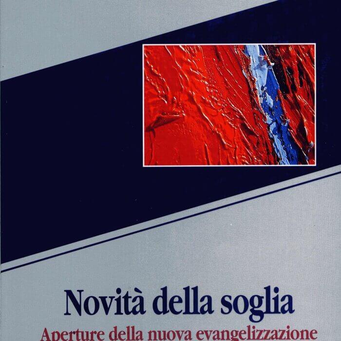 """Copertina del libro """"Novità della soglia"""""""