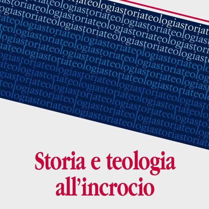 """Copertina del libro """"Storia e teologia all'incrocio"""""""