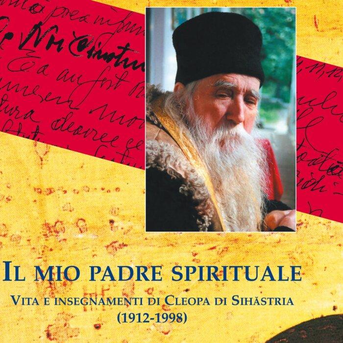 """Copertina del libro """"Il mio padre spirituale"""""""