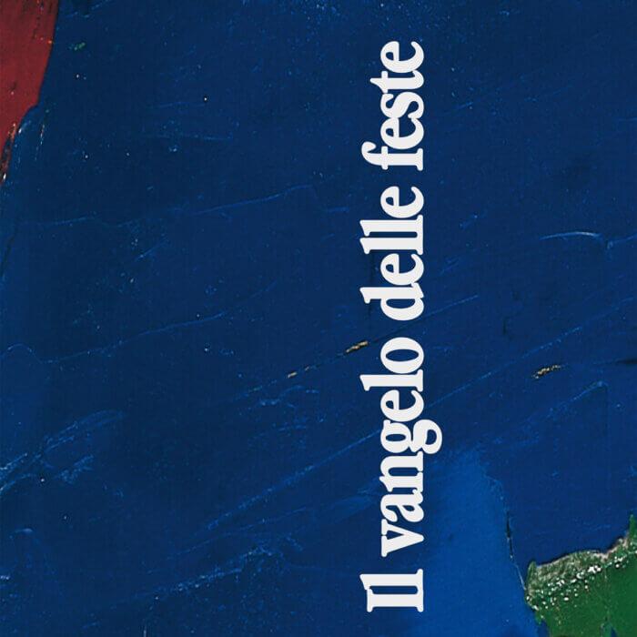 """Copertina del libro """"Il vangelo delle feste"""" di Tomas Spidlik"""
