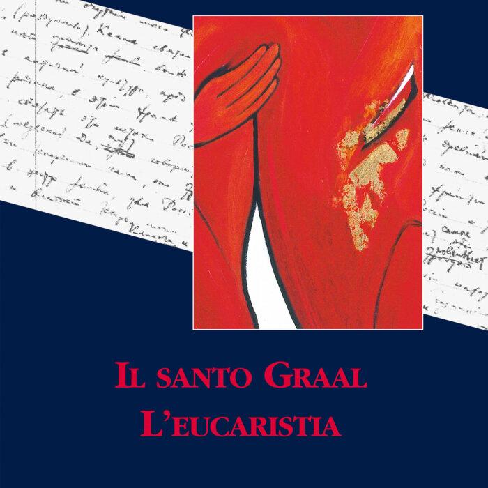 """Copertina del libro """"Il santo Graal"""""""