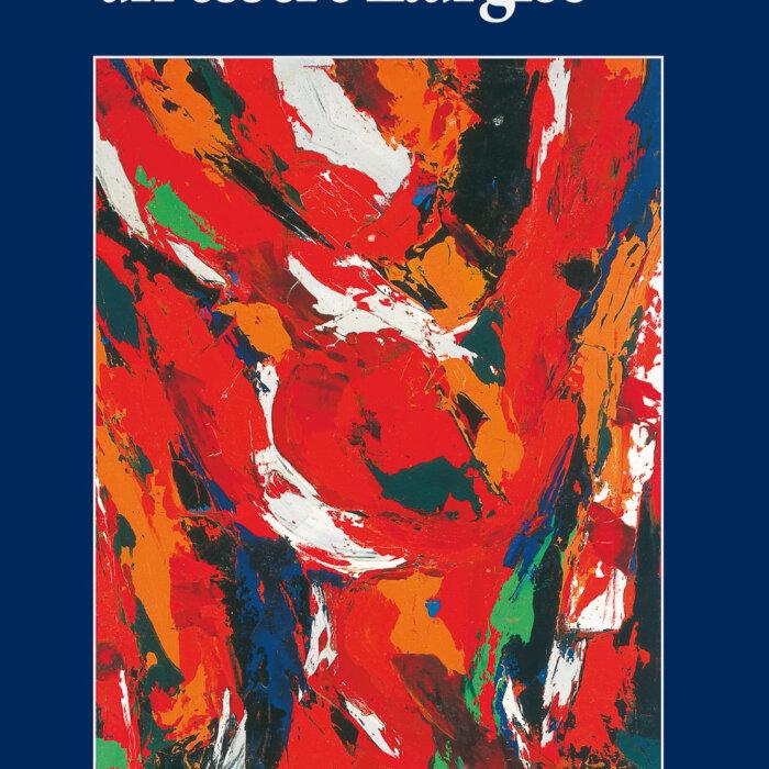 """Copertina) del libro """"L'uomo nuovo un essere liturgico"""" di Claudio Gugerotti"""