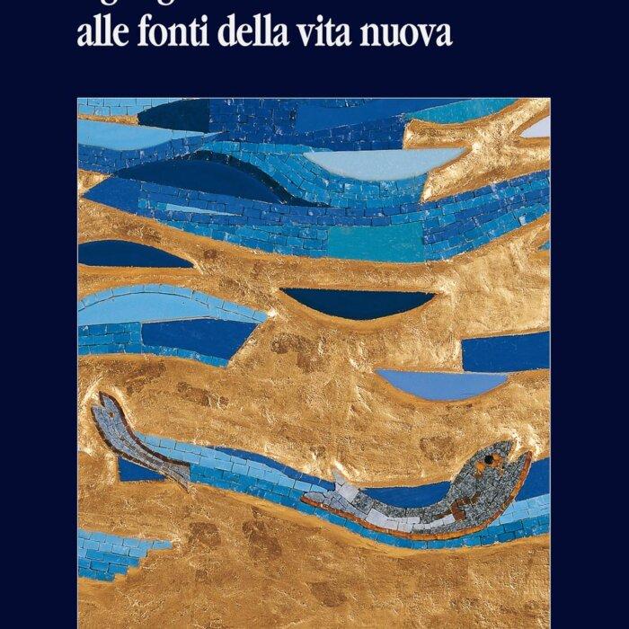 """Copertina del libro """"Il battesimo"""" di Maria Campatelli"""