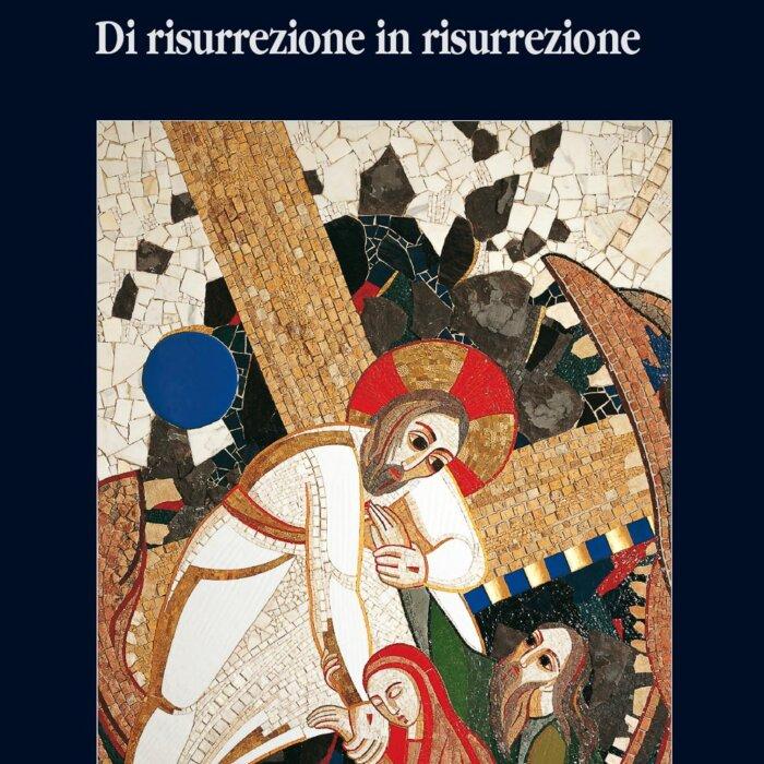 """Copertina del libro """"Il cammino della vocazione cristiana"""" di Marko Ivan Rupnik"""