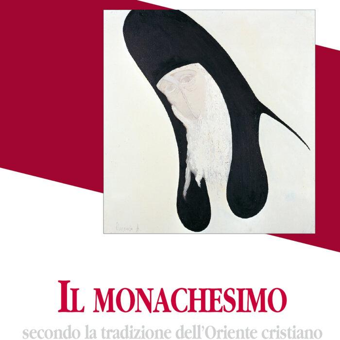 """Copertina del libro """"Il monachesimo"""""""