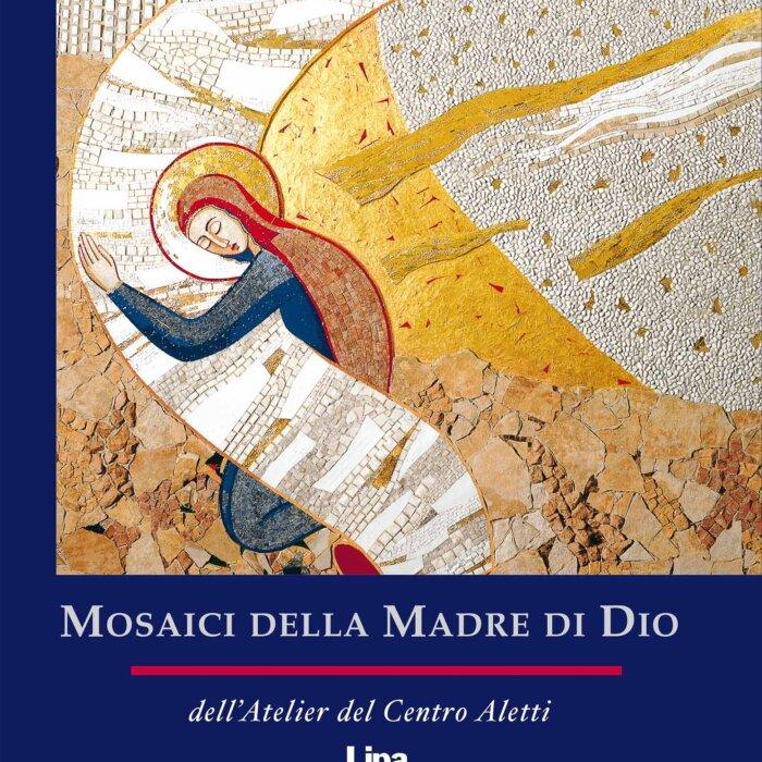 """Copertina del libro """"Mosaici della Madre di Dio"""""""