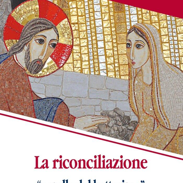 """Copertina del libro """"La riconciliazione"""" di Gianmarco Busca"""