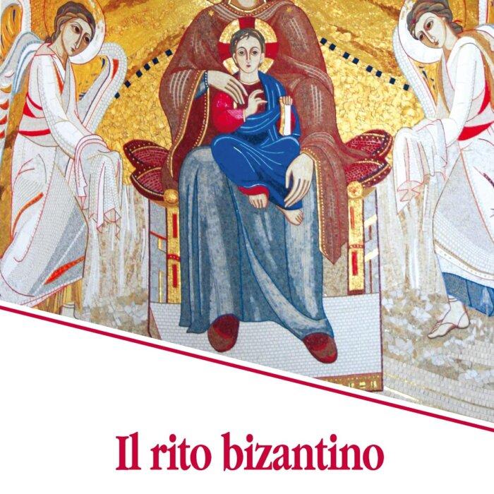 """Copertina del libro """"Il rito bizantino"""""""