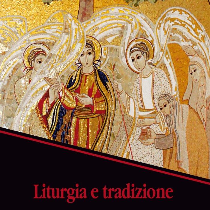 """Copertina del libro """"Liturgia e tradizione"""""""
