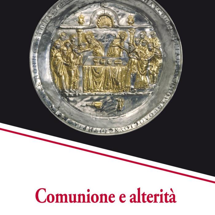"""Copertina del libro """"Comunione e alterità"""""""