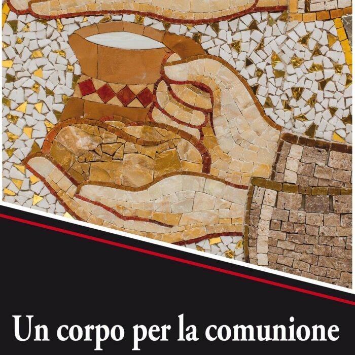 """Copertina del libro """"Un corpo per la comunione"""""""