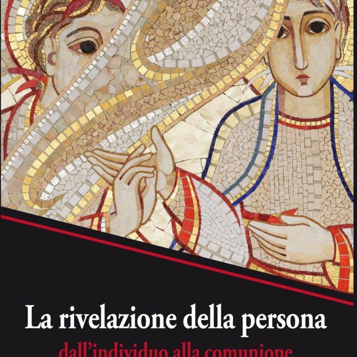 """Copertina del libro """"La rivelazione della persona"""""""