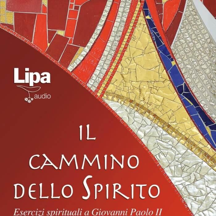 """Copertina del cofanetto audio """"Il cammino dello Spirito"""" di Tomas Spidlik"""