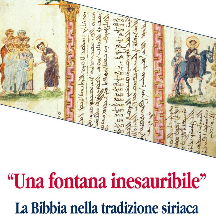 """Copertina del libro """"Una fontana inesauribile"""""""