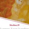 """Copertina del libro """"La persona, il cuore, la preghiera - Miscellanea III"""" di Tomas Spidlik"""