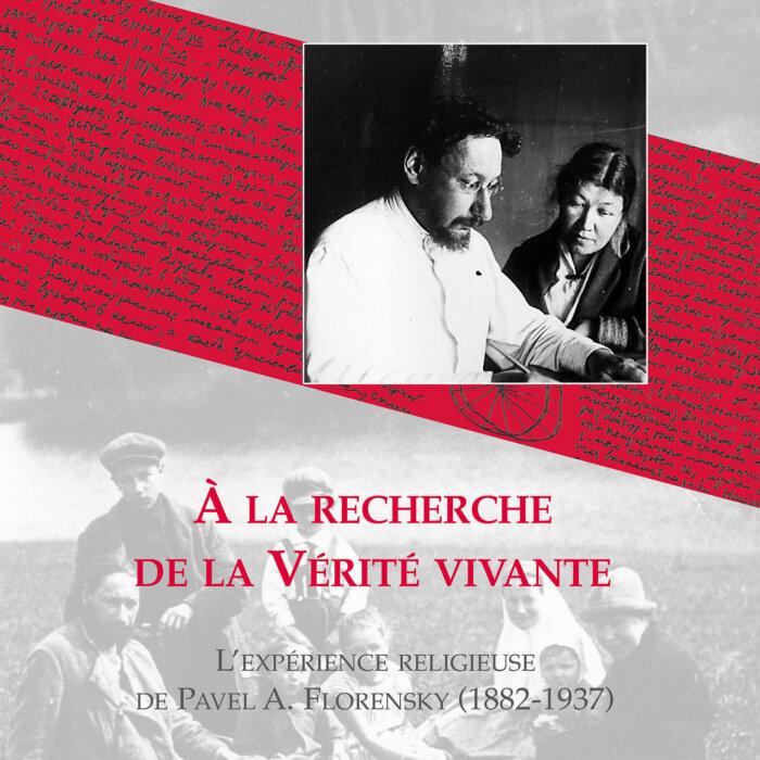 """Copertina del libro """"A la recherche de la Vérité vivant"""" di Milan Zust"""