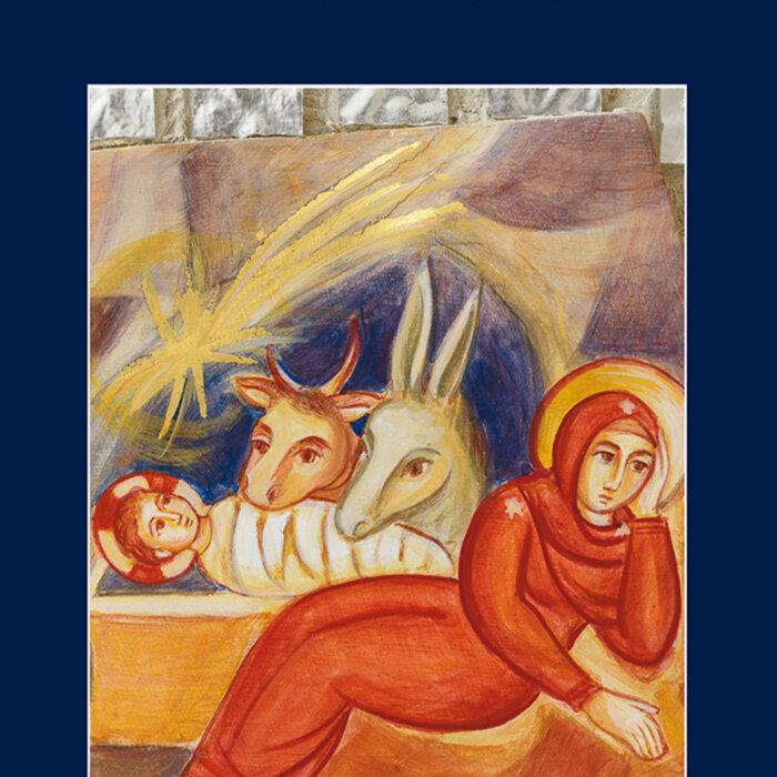 Copertina del libro Riflessioni sul Natale di Olivier Clément