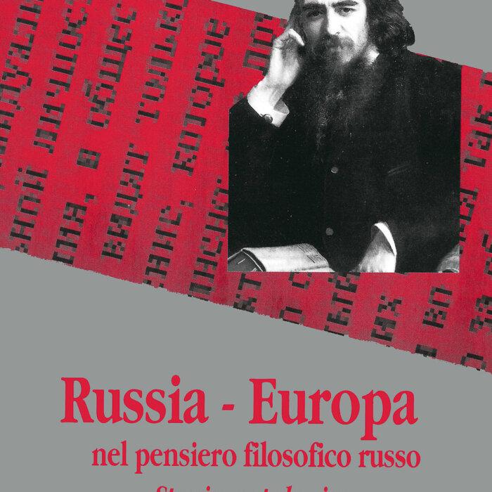 """Copertina del libro """"Russia-Europa"""""""